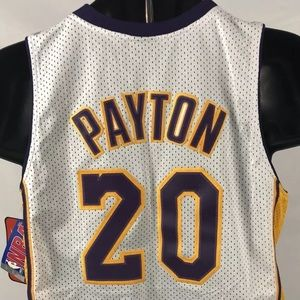 3f83676c340 Nike Shirts | La Lakers Gary Payton 20 Authentic Jersey | Poshmark